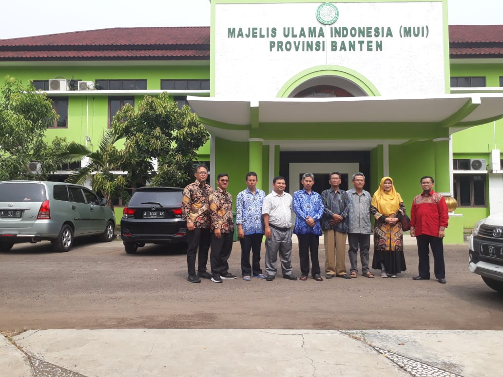 Kunjungan LPPOM MUI Provinsi DKI Jakarta